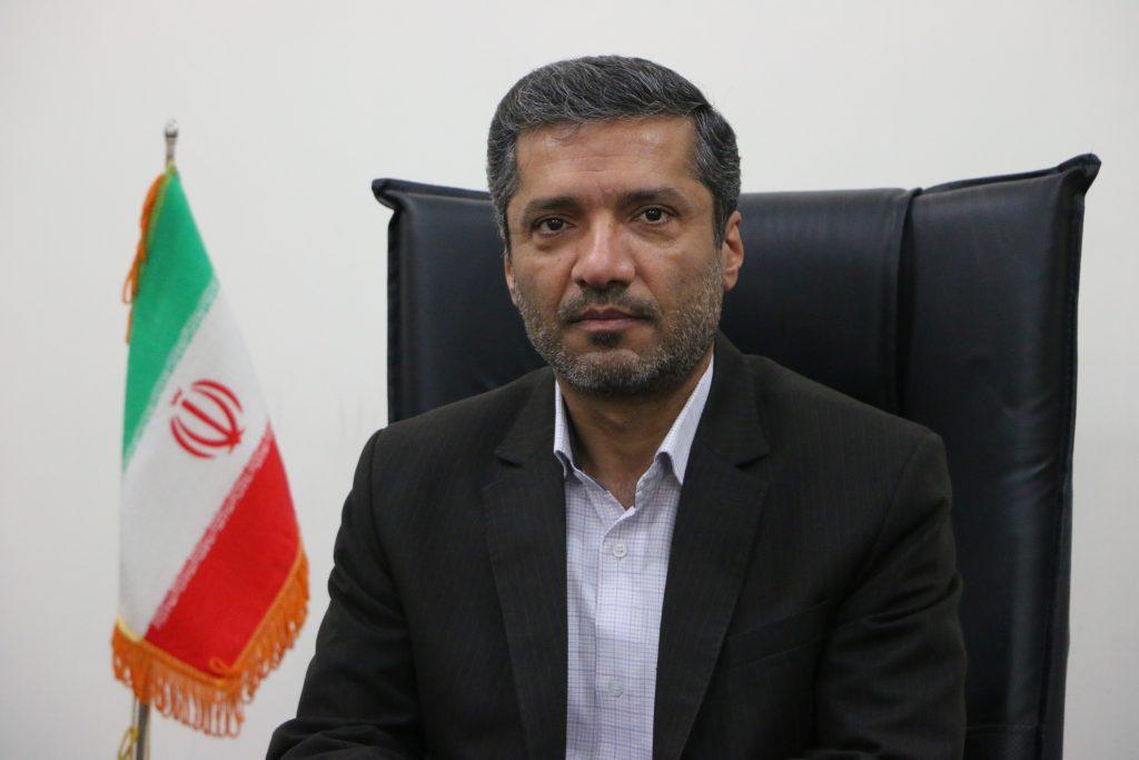 رضا نجفی مهر مدیر کل امنیتی استانداری خوزستان