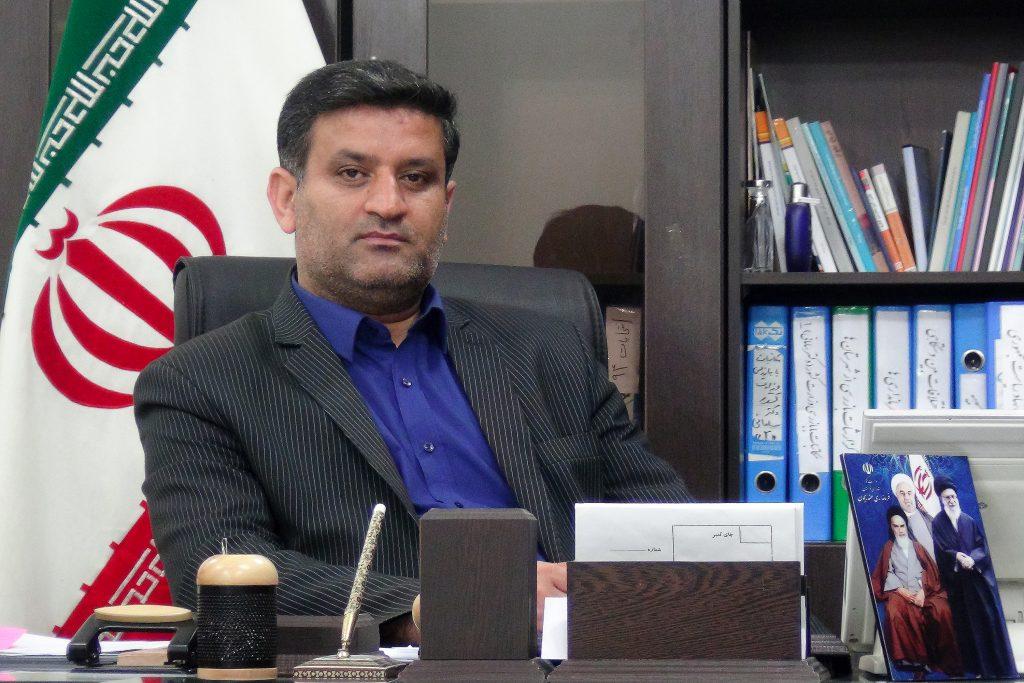 شهاب رزمی مدیر کل بازرسی استانداری خوزستان