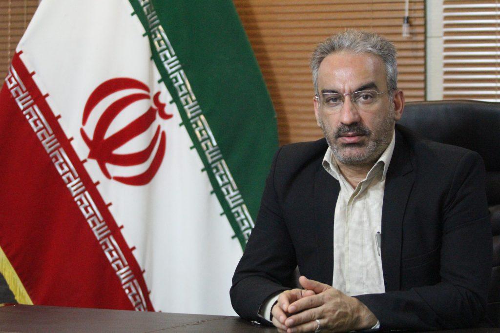محسن سزاری مدیرکل دفتر فناوری اطلاعات استانداری خوزستان