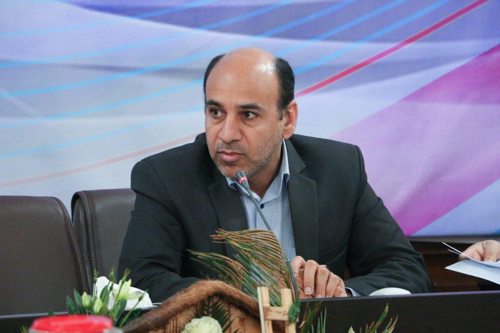 کریمی کیا مدیر کل امور اجتماعی استانداری خوزستان